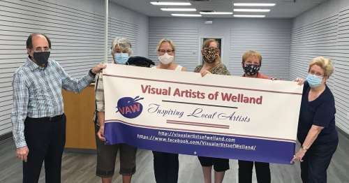 Visual Artists of Welland