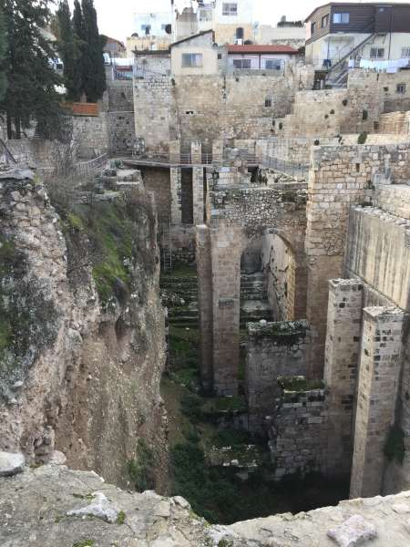 Jerusalem - The Healing Pool (Photography)